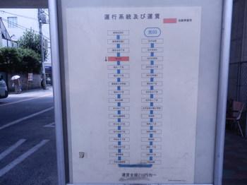 桜台 バス運行表.JPG